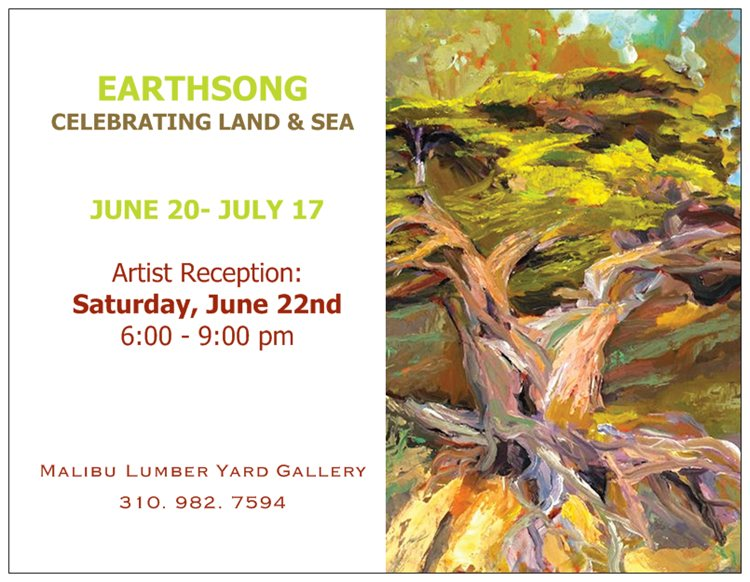 EARTHSONG Celebrating Land & Sea